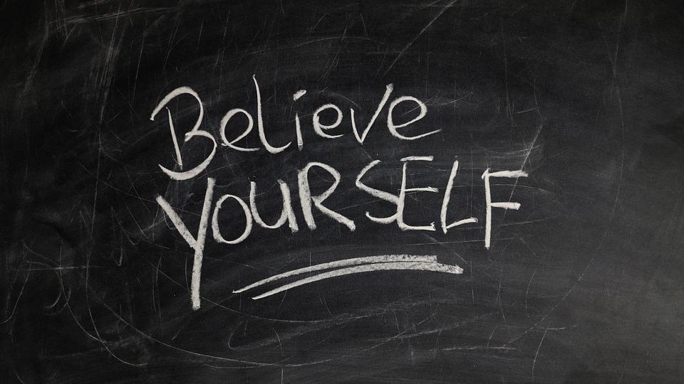 トレーダーに必要なのは自分を信じること